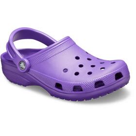 Crocs Classic Chodaki, neon purple